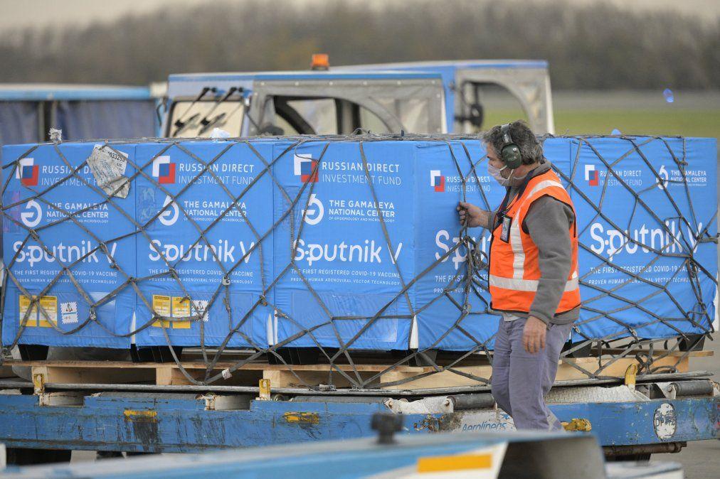 Argentina recibió 9 millones de dosis 1 de Sputnik pero no hay disponible segunda dosis
