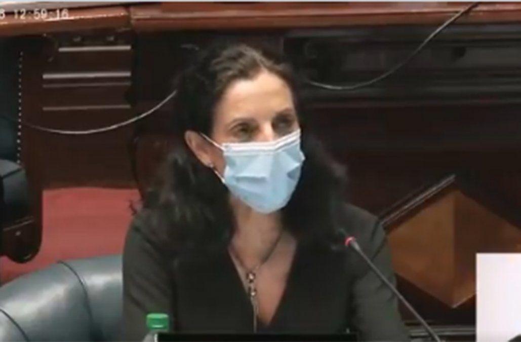 Arbeleche: no hubo ajuste fiscal y dimos todos los recursos para esta pandemia