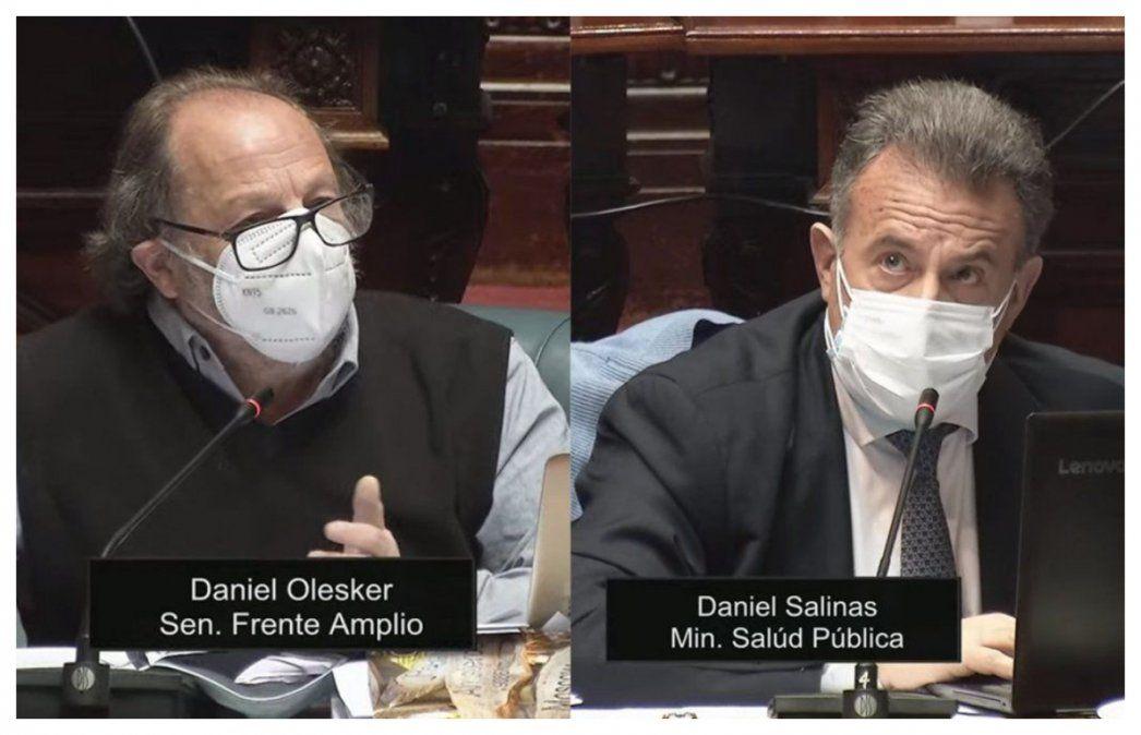 ¿Cuál es la fuente de las 1.900 muertes evitables por Covid-19 citadas por el senador Olesker?