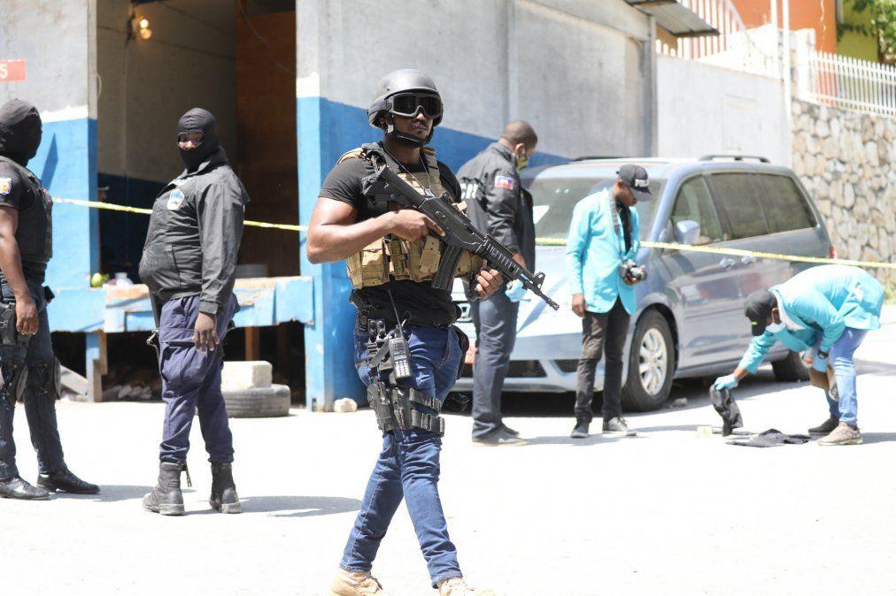 Mercenarios que se hacían pasar por agentes de la DEA, responsables del magnicidio en Haití