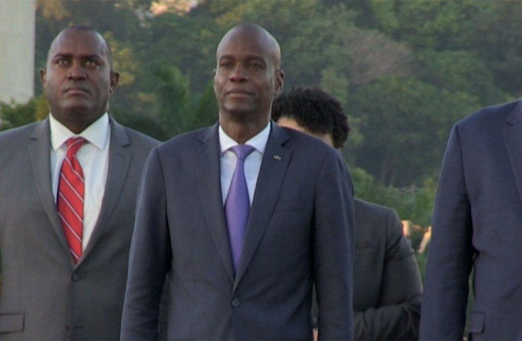 26 colombianos y dos estadounidenses detrás del asesinato de presidente haitiano