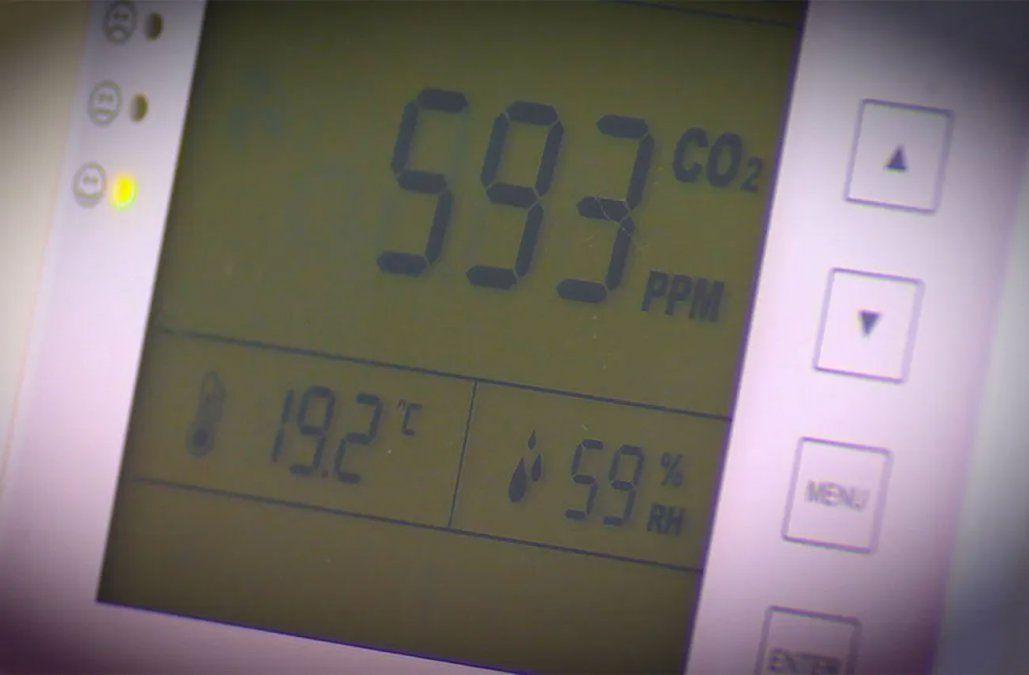 Hubo control de CO2 en el Sodre para garantizar celebración segura