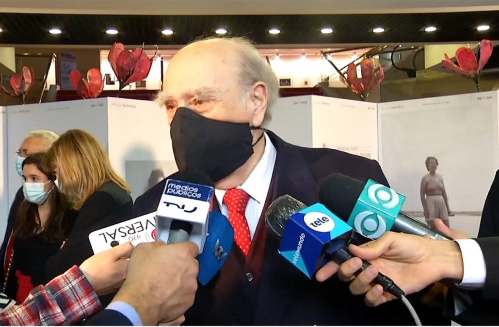 Sanguinetti advierte un decaimiento brutal de la seguridad si gana el referéndum de la LUC