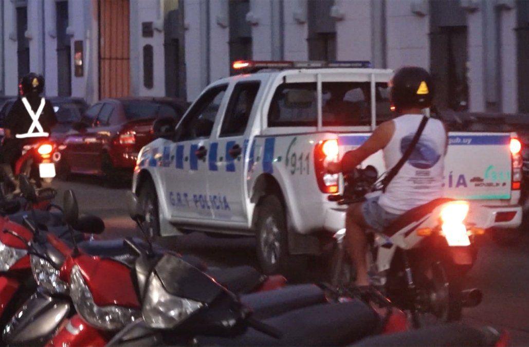 Dos hombres robaron local de cobranzas en Maldonado