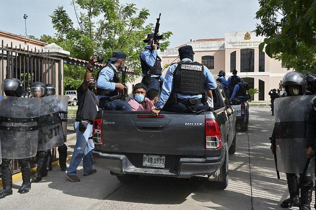 Detenidos cinco sospechosos de participar en turba de 600 personas que asesinó a italiano en Honduras