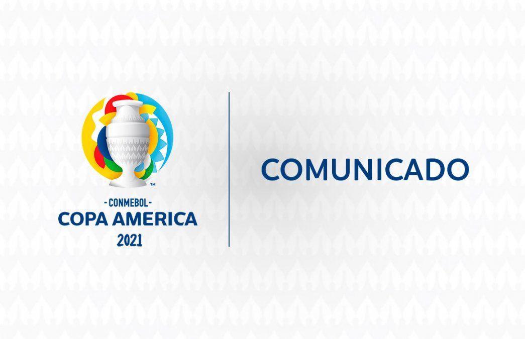 Conmebol detectó pruebas PCR falsas de personas acreditadas para presenciar la final de la Copa América