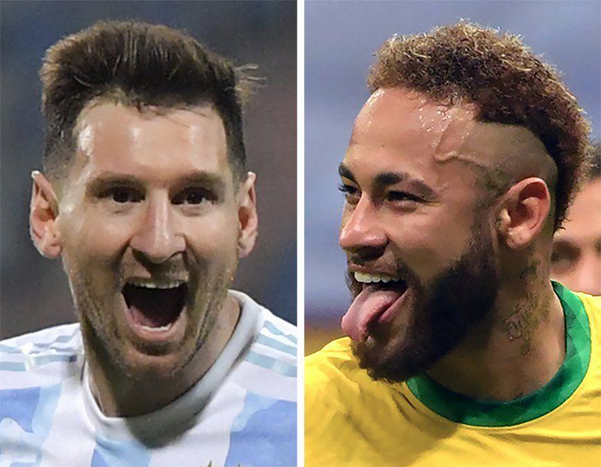 Argentina supera a Brasil 1-0 en la final de la Copa América