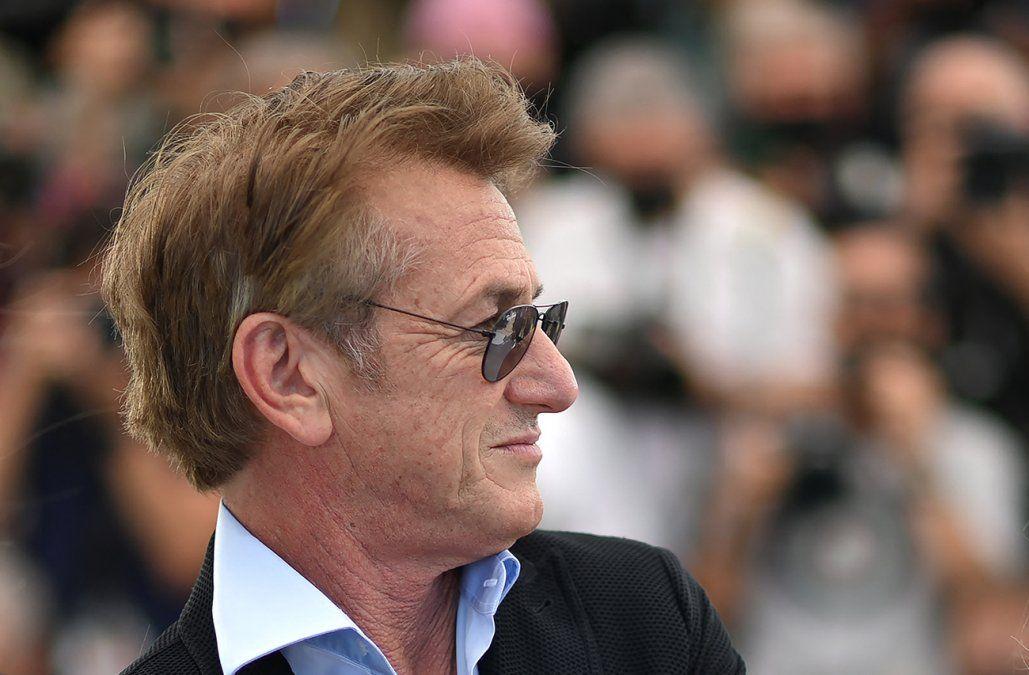 Sean Penn dijo en Cannes que quiere trabajar con Iñárritu