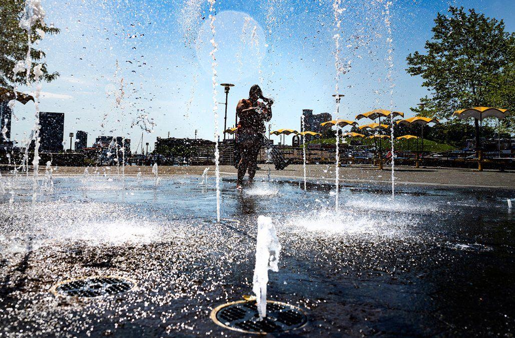 Ola de calor en EEUU pone 30 millones de personas en alerta