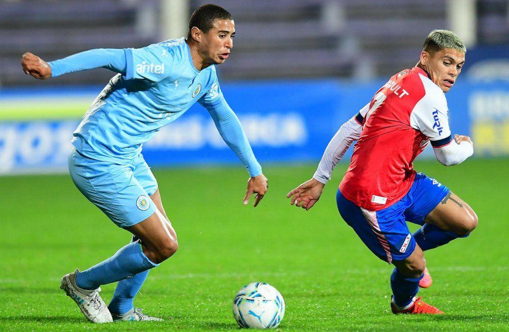 Montevideo City Torque sorprendió: goleó 3 a 0 a Nacional en el Franzini
