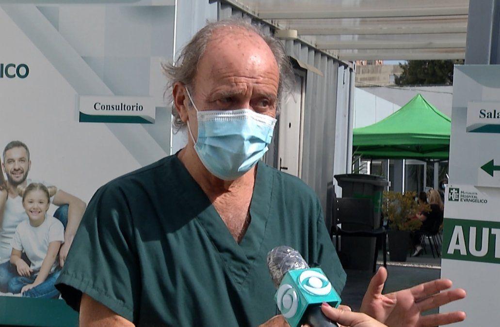 Infectólogo advierte por posible aumento de contagios si se deja de tener cuidado