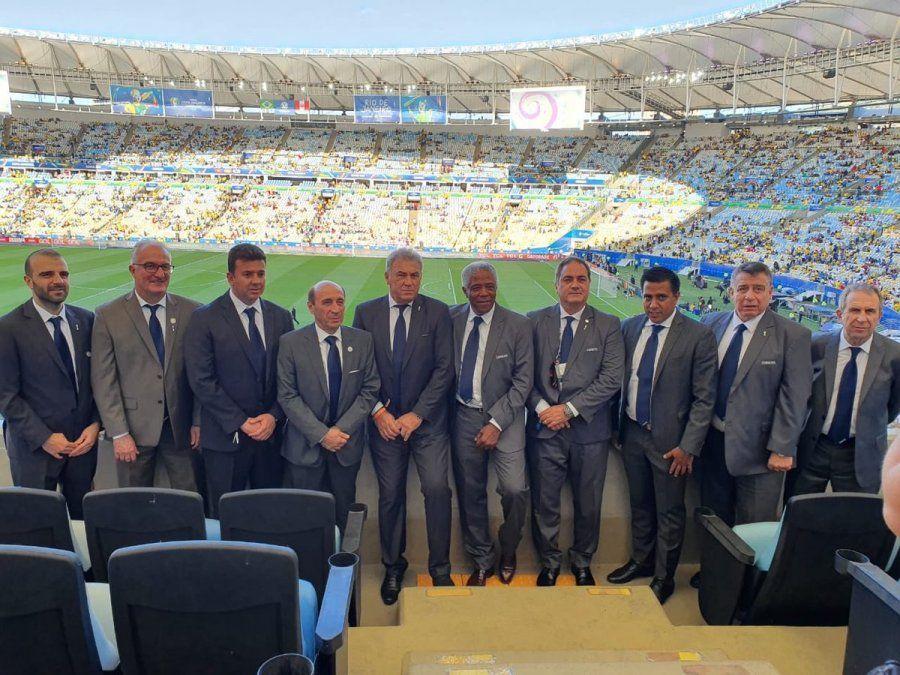 En el GET están varios entrenadores conocidos como los colombianos Pacho Maturana y Carlos Restrepo