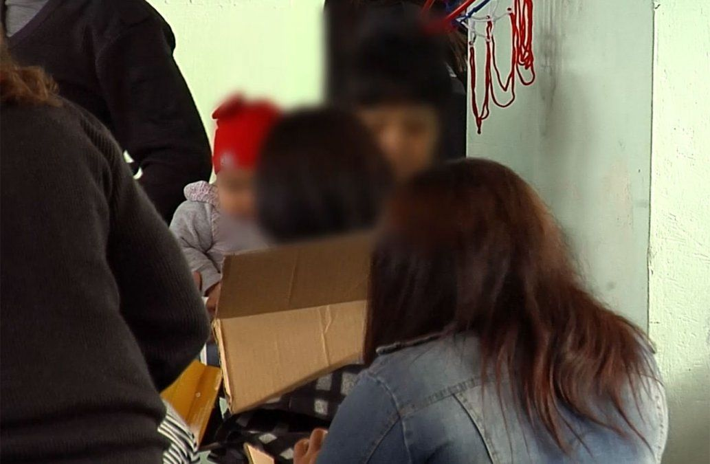 Aumenta el número de presas con hijos; el tema será analizado por las autoridades