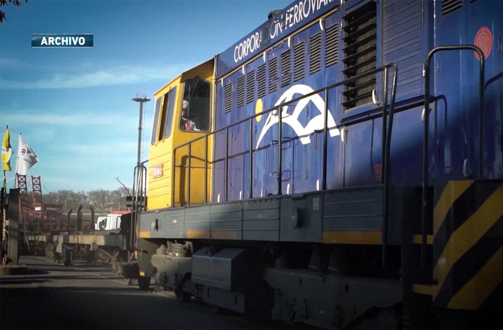 Corporación para el Desarrollo contrató supervisor para obra del Ferrocarril Central por 810.000 pesos al mes