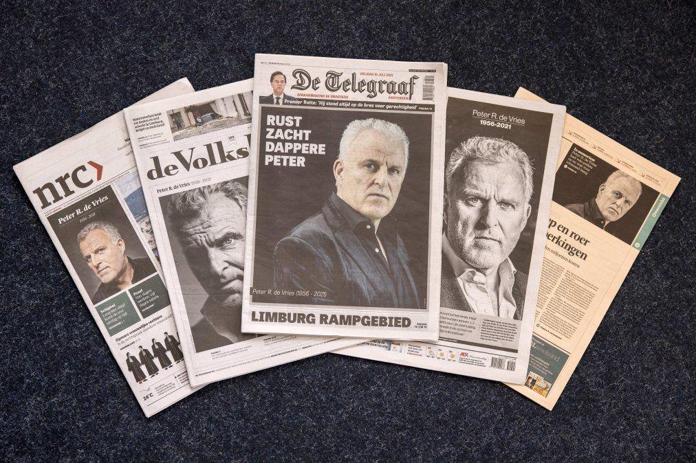 De Vries se hizo muy famoso en los 80 por su investigación del secuestro del multimiilonario cervecero Heineken