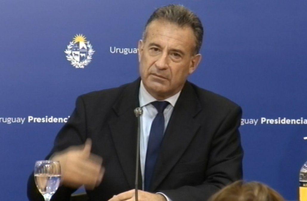 El MSP anuncia en conferencia que se detectó la variante Delta del Covid-19 en Uruguay