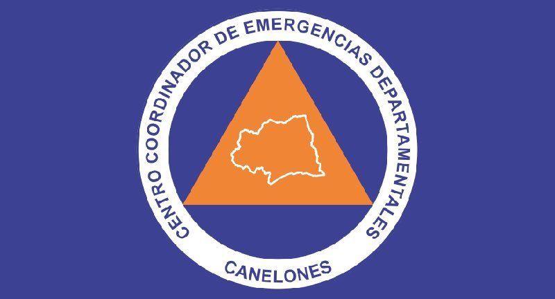 Hubo 78 solicitudes de asistencia en Canelones, por problemas surgidos como consecuencia del temporal