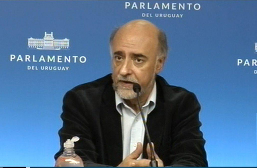 Ministro Pablo Mieres aseguró que a partir de ahora no habrá más pérdida de salario