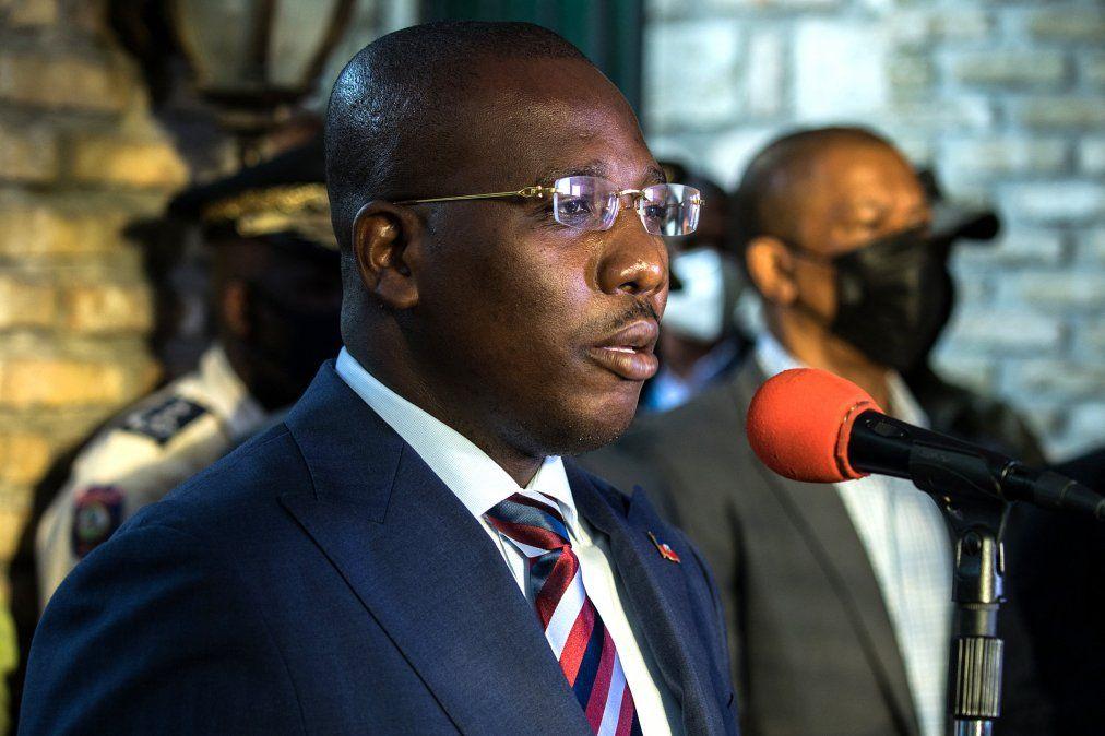 Claude Joseph vuelve a la cancillería luego de ser primer ministro interino