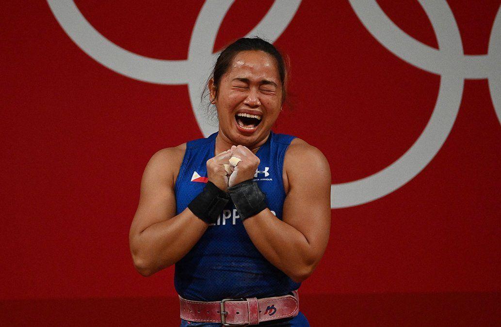 Hidilyn Diaz, la primera campeona olímpica de Filipinas a la que el oro le cambió la vida