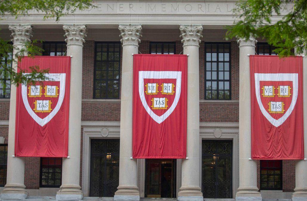Universidad de Harvard. (Foto: web oficial de Harvard).