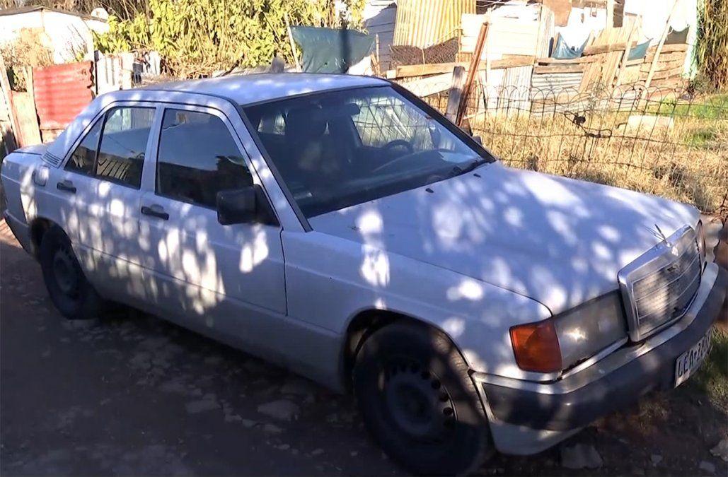 Le robaron el auto a un diputado blanco mientras se reunía con Lacalle Pou en Suárez