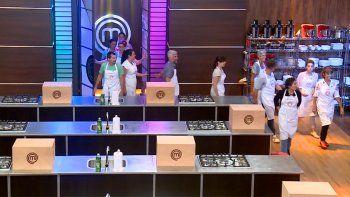 MasterChef despide a Matías en el primer ingreso a la cocina más famosa del país
