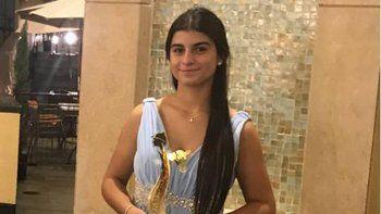 Pilar Saravia: Orgullo nacional