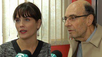 Jorge Bolani y Noelia Campo juntos en