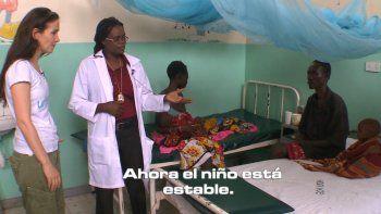 Natalia Oreiro cuenta su experiencia con los niños de Kenia en Todos por los Niños