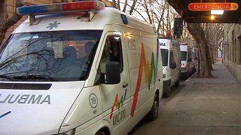 Dos ambulancias asaltadas en las últimas 24 horas y una atacada a balazos