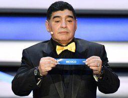 altText(Maradona regresa a México como DT de Dorados de la segunda división )}