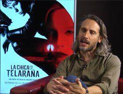 """El uruguayo Fede Álvarez estrena su nueva película de la saga """"Millennium"""""""