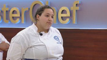 Alejandra, la nueva eliminada de la cocina de MasterChef Profesionales
