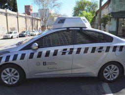 """Fiscalizan estacionamiento con nuevos """"inspectores rodantes"""""""