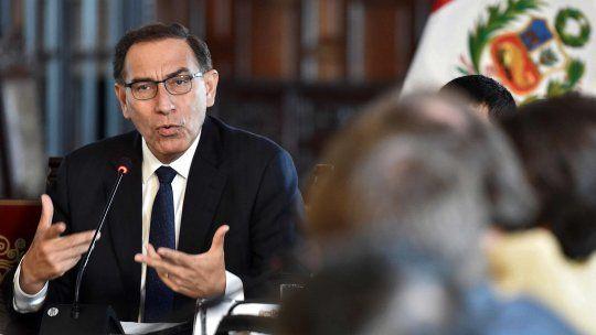 El presidente de Perú habló con Vázquez y elevará informes sobre Alan García