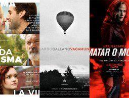 Estos son los estrenos de cine; los recomendados de Jackie