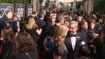 Globos de Oro: film biográfico y político encabeza nominaciones