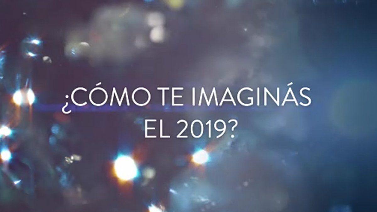 ¿Y vos cómo te imaginás el 2019? Así lo imagina Canal 10