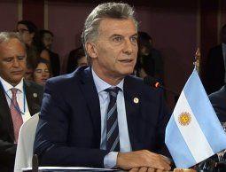 """Macri pidió a presidentes del Mercosur trabajar para """"restituir democracia en Venezuela"""""""