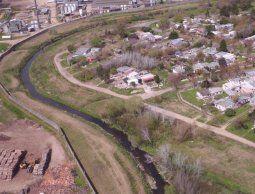 Intendencia diseñó un plan para mejorar la cuenca del Arroyo Pantanoso