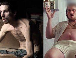 Un actor camaleónico: los cambios físicos de Christian Bale