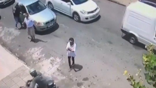A la cárcel uno y con medidas sustitutivas otro de los ladrones que simulaban choque en el Centro