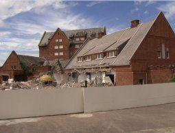 Justicia accedió al recurso de amparo para detener la demolición del San Rafael
