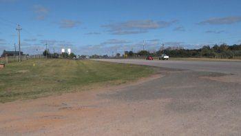 Un hombre falleció en siniestro de tránsito tras salir despedido de su vehículo
