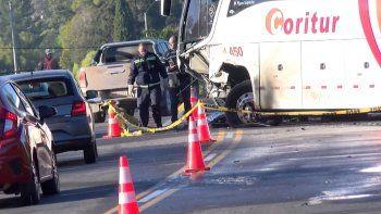 Hubo 15 fallecidos en el tránsito durante la Semana de Turismo