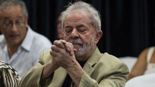 Corte de apelaciones reduce la pena de Lula y este mismo año podría salir de la cárcel