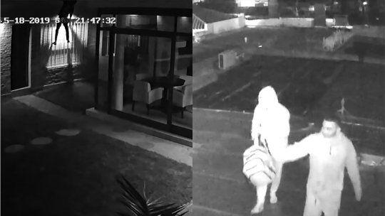 Ladrones tienen en vilo a los vecinos: entran por los techos y se roban de todo, hasta las plantas