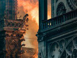 altText(Solo el 9% de las donaciones prometidas para Notre Dame se han materializado)}