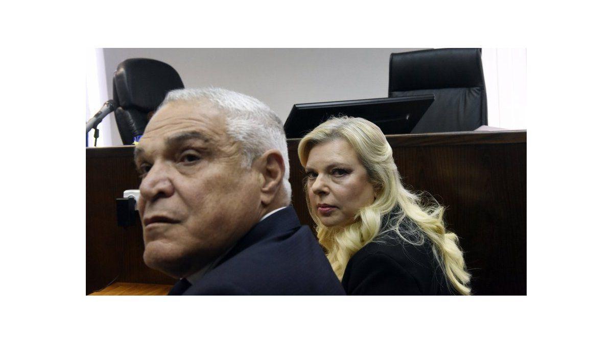 Sara, la esposa del premier israelí Benjamín Netanyahu, hallada culpable de malversaciòn de fondos